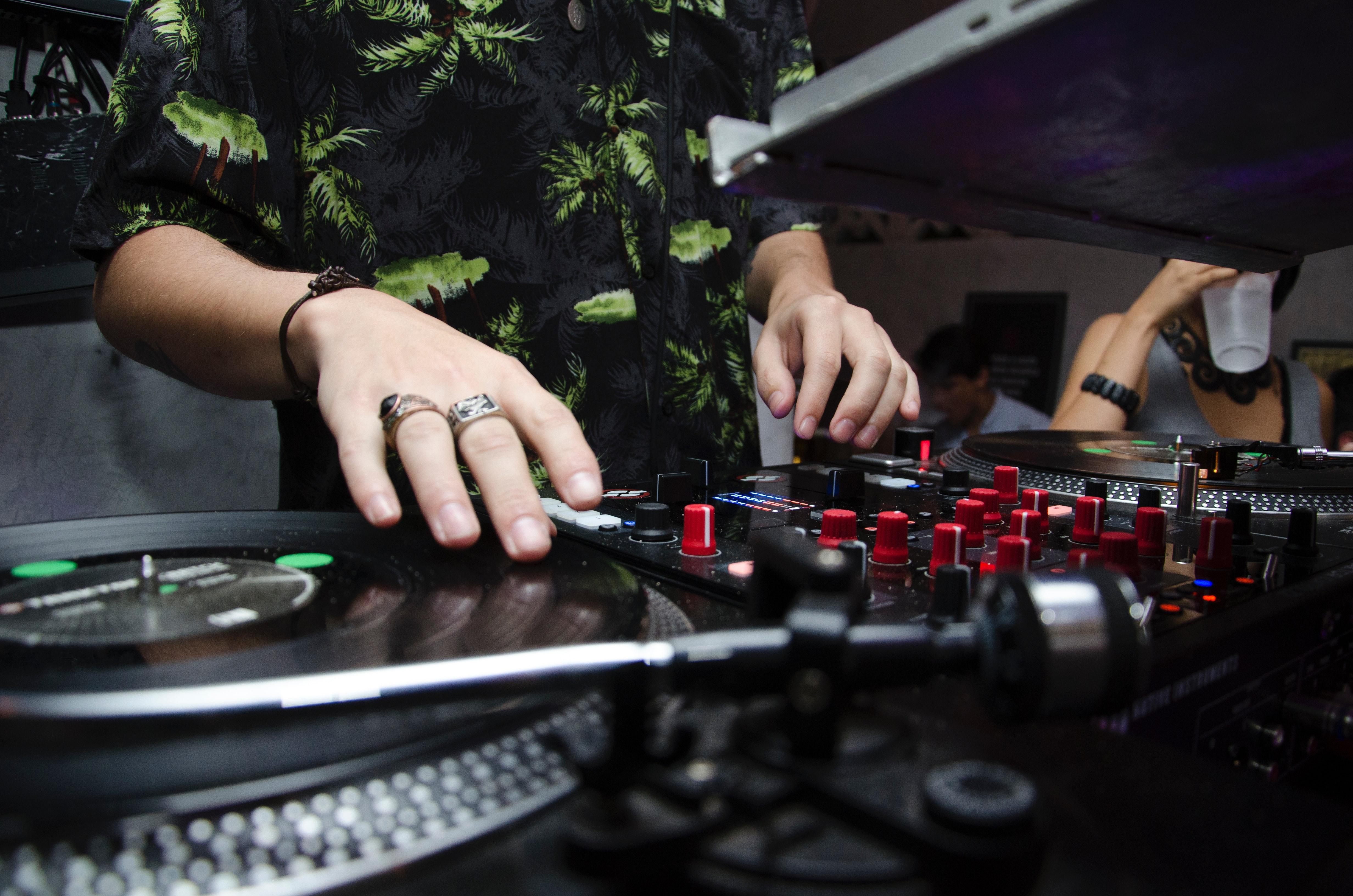 DJ 18.Geburtstag